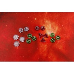 X Wing - Space Fighter Markers Add-on
