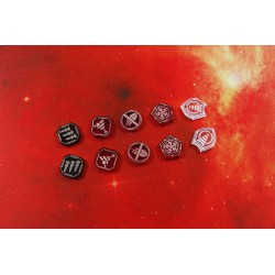 X Wing - Space Fighter Markers Special