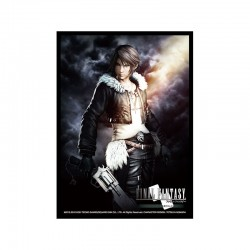 60 Protèges Cartes Final Fantasy TCG - FINAL FANTASY AC Squall