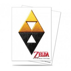 Protèges cartes Zelda Ultra Pro - Tri-Force