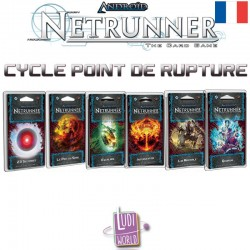 Android: Netrunner Abonnement Cycle 6: Point de Rupture VF