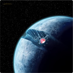 Star Wars Playmat - Starkiller Base Game Mat