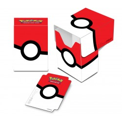 Deck Box Pokemon Pokeball