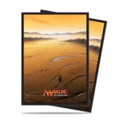 80 Protège-Cartes Magic The Gathering - Mana 5 Plains