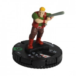 "TMNT HeroClix ""Shredder's Return"" N17 Rocksteady - Uncommon"