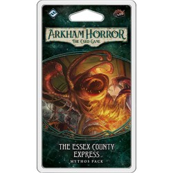 The Essex County Express - Dunwich Mythos Pack 1.1 - Arkham Horror LCG