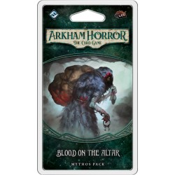 Blood on the Altar - Dunwich Mythos Pack 1.3 - Arkham Horror LCG
