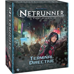 Terminal Directive - Android Netrunner
