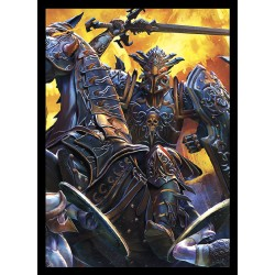 60 Protèges Cartes EPIC - DARK KNIGHT - Legion