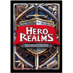 60 Protèges Cartes HERO REALMS - Matte - Legion