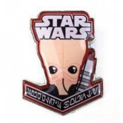Pins Star Wars - CANTINA BAND - FIGRIN D'AN Pin 3,2cm