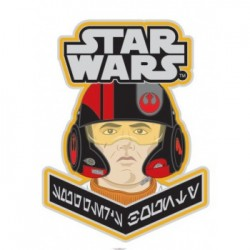 Pins Star Wars - POE DAMERON RESISTANCE Pin 3,2cm