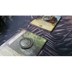 A GAME OF THRONES LCG PREMIUM COINS Silver