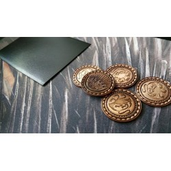 A GAME OF THRONES LCG PREMIUM COINS Bronze