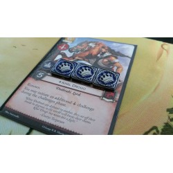 A GAME OF THRONES LCG PREMIUM POWER TOKENS Silver