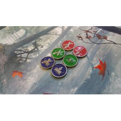 A GAME OF THRONES LCG PREMIUM CHALLENGE ICON TOKENS