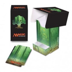 Deck Box 80 - Magic: The Gathering - Mana 5 Forest