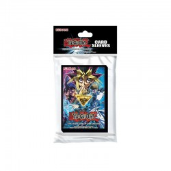 50 Protèges Cartes YuGiOh TCG The Dark Side of Dimensions