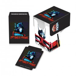 Deck Box Ultra Pro - Transformers Optimus