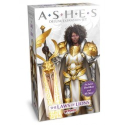 Ashes Expansion: The Law of lions Deluxe Deck