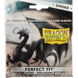 100 Protèges Cartes Perfect Fit Side Load (Slim) Smoke
