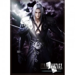 60 Protèges Cartes Final Fantasy TCG - DISSIDIA FINAL FANTASY Sephiroth