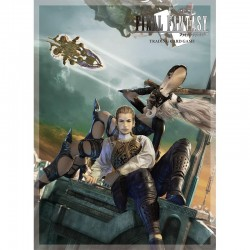 60 Protèges Cartes Final Fantasy TCG - FINAL FANTASY XII Fran & Balthier