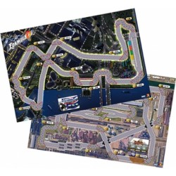 Formula D Extension N° 3 Singapour/Docks