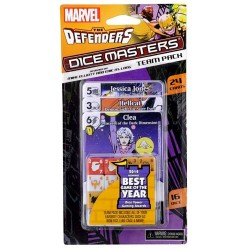 Defenders Team Pack: Marvel Dice Masters
