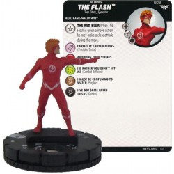 "DC HeroClix ""Wonder Woman"" N°08 The Flash - Common"