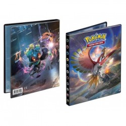 Pokémon : Portfolio (album) de rangement Ombres ardentes 80 Cartes 4 Cases