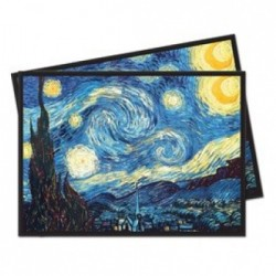 65 Protèges cartes Standard Ultra Pro - Starry Night