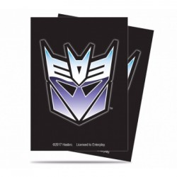 65 Protèges cartes Standard Transformers: Decepticon - Ultra Pro