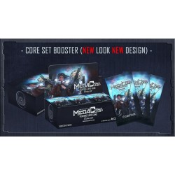 Boite de 27 Boosters de 12 Cartes MegaCorp - Core Set
