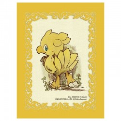 60 Protèges Cartes Final Fantasy TCG - Chocobo