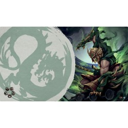 Tapis de Jeu L5R - Master of the High House of Light