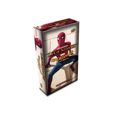 Marvel Legendary: Spider-Man Homecoming Small Box Expansion