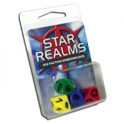 Pack de Dés 16 mm Star Realms - Legion