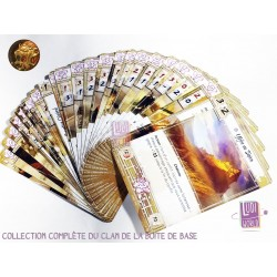 Collection complète Cartes Lion du Core set - ANGLAIS