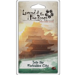 Into the Forbidden City - Imperial Cycle 1.3 - Legend of the 5 Rings LCG
