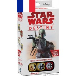 Boba Fett Starter Set - Star Wars Destiny