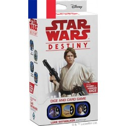 Starter Luke Skywalker Français - Star Wars Destiny