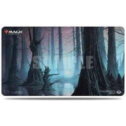 Tapis de jeu - John Avon- Unstable - Magic The Gathering - Marais