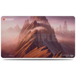 Tapis de jeu - John Avon- Unstable - Magic The Gathering - Montagne