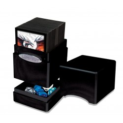 Satin Tower Box Ultra Pro - Hi-Gloss Midnight