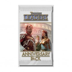 7 Wonders - Leaders : Anniversary Pack