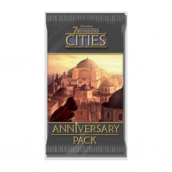 7 Wonders - Cities : Anniversary Pack VF