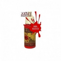 Peinture Army Painter - Pure Red