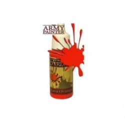 Peinture Army Painter - Lava Orange