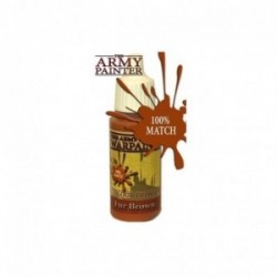 Peinture Army Painter - Fur Brown